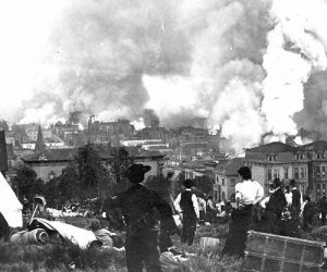 The Great 1906 San Francisco Earthquake and Fire en imágenes, 1906